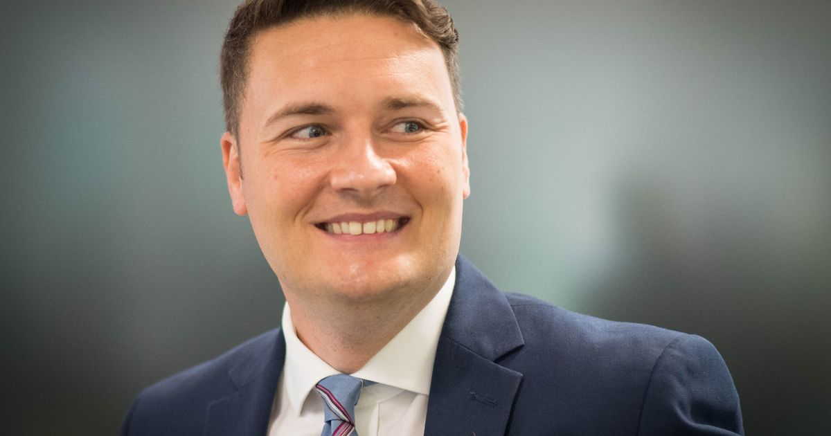 Labour's Wes Streeting Returns To Frontline Politics After Cancer All-Clear