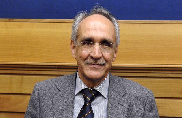 Il professore Pietro Ichino