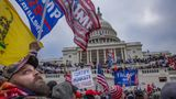 WASHINGTON,DC-JAN6: Supporters of President Trump storm the United States Capitol building.  (Photo by Evelyn Hockstein/For The Washington Post via Getty Images)
