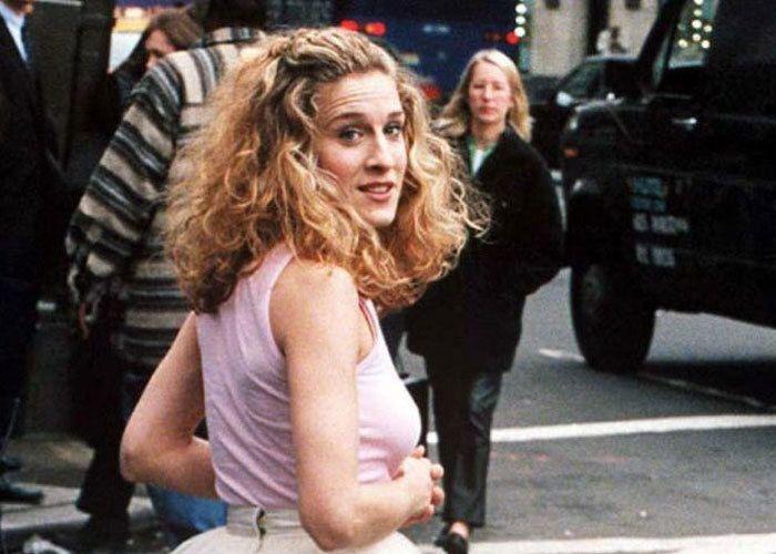 Sarah Jessica Parker, protagonista de 'Sexo en Nueva York'.