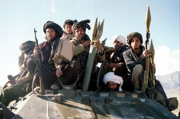 Ταλιμπάν - Φωτογραφία αρχείου