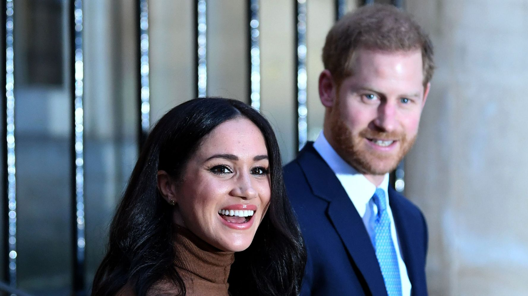 Meghan Markle And Prince Harry Express Support For UK Journalists Pushing For Change