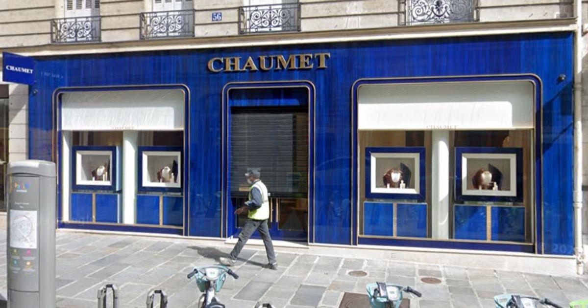 Un homme en trottinette braque un bijouterie à Paris, 2 à 3 millions d'euros de butin