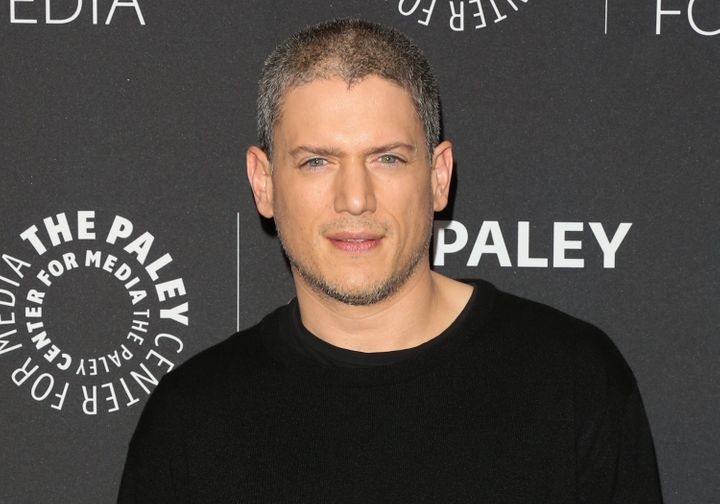 """Actor Wentworth Miller wrote that he is """"re-examining 5 decades of lived experience thru a new lens."""""""