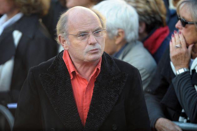 Jean-Francois Stévenin, ici à Paris en