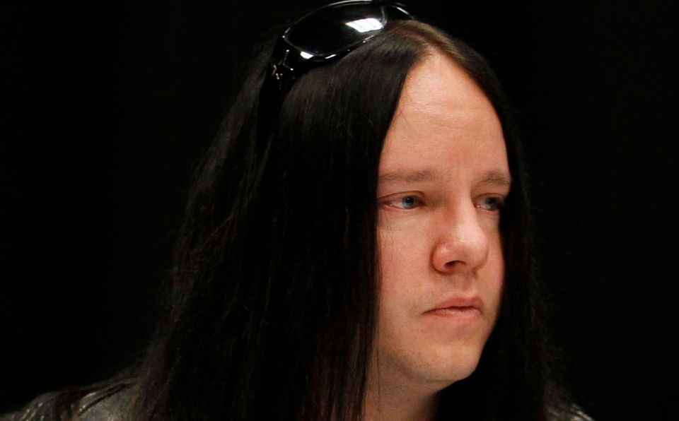 Drummer Joey Jordison, a founding member of the metal band Slipknot, died on July 26, 2021. He was 46.
