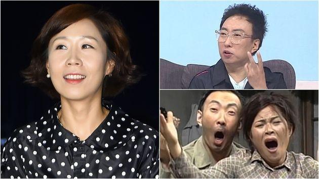 정선희/박명수/'울엄마' 출연 당시 박명수와