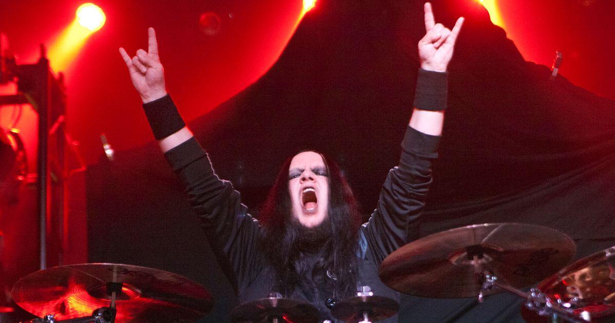 Le co-fondateur du groupe Slipknot, Joey Jordison, est mort à l'âge de 46 ans