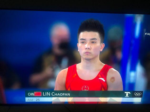 Lin Chaopan, a punto de realizar su