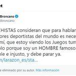 Florentino Fernández se lleva numerosas críticas por su respuesta a este tuit de David