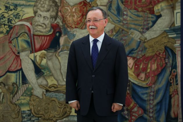El presidente de Ceuta, Juan Jesús