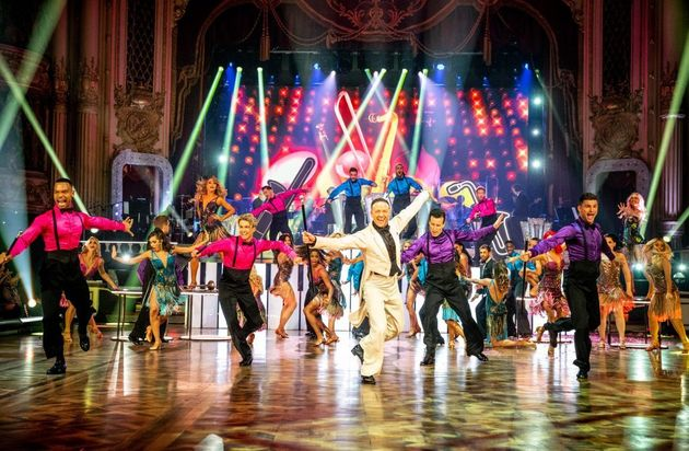 Strictly Come Dancing usually heads to Blackpool for a special evening of