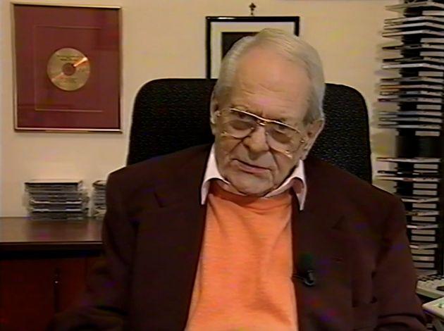 Walter Guertler (Archivio Bovi)