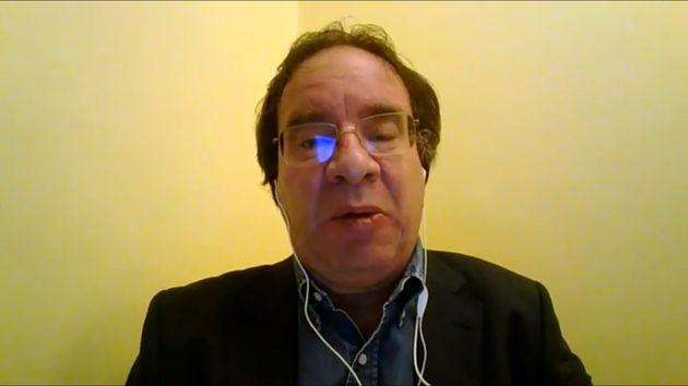 El experto Amos García