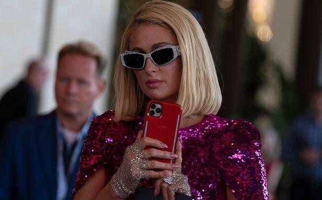 Paris Hilton, ici au mois de juin 2021, a par le passé exprimé son désir d'être