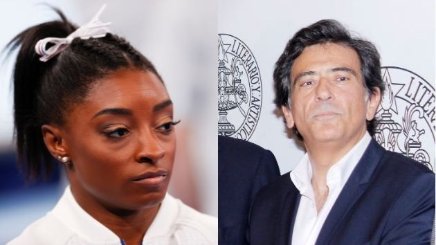 Simone Bales y Arcadi