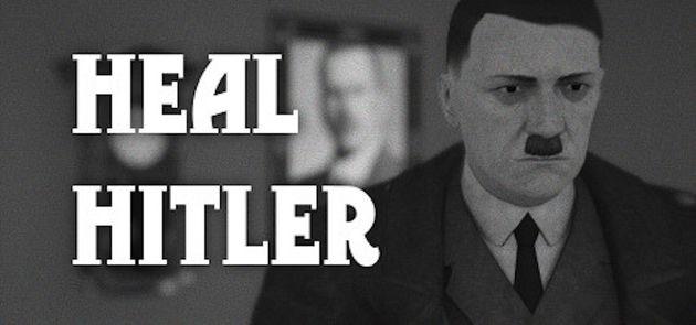 """Prevenire la Shoah, curando Hitler con la psicoterapia: polemiche sul videogame """"Heal Hitler"""""""
