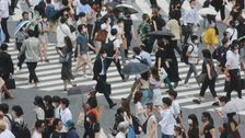 Tokyo Reports Yet Another All-Time High Of Daily COVID-19 Infections