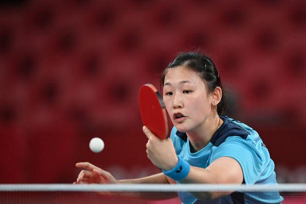 Maria Xiao, durante un