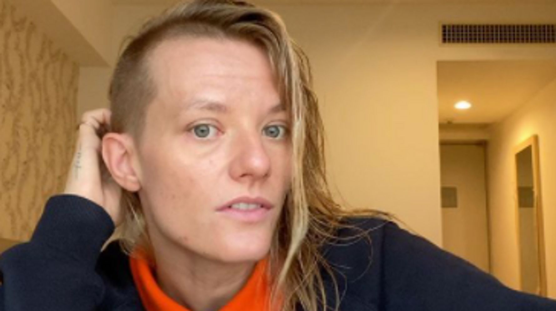 Olympian Who Tested Positive For COVID-19 Slams Quarantine Conditions As 'Inhuman'