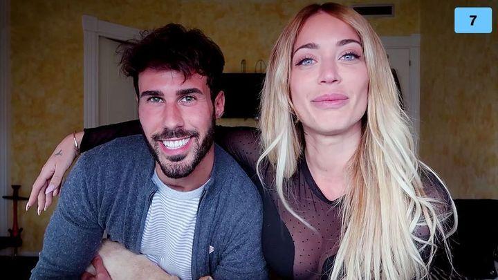 Mayka y Alejandro Bernardos.
