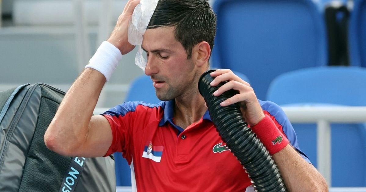 Les matchs de tennis des JO reprogrammés à cause de la chaleur