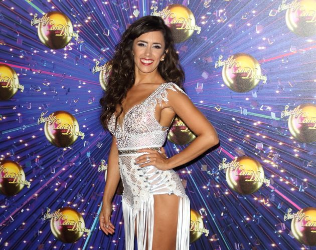 Janette Manrara is taking over from Zoe Ball on It Takes