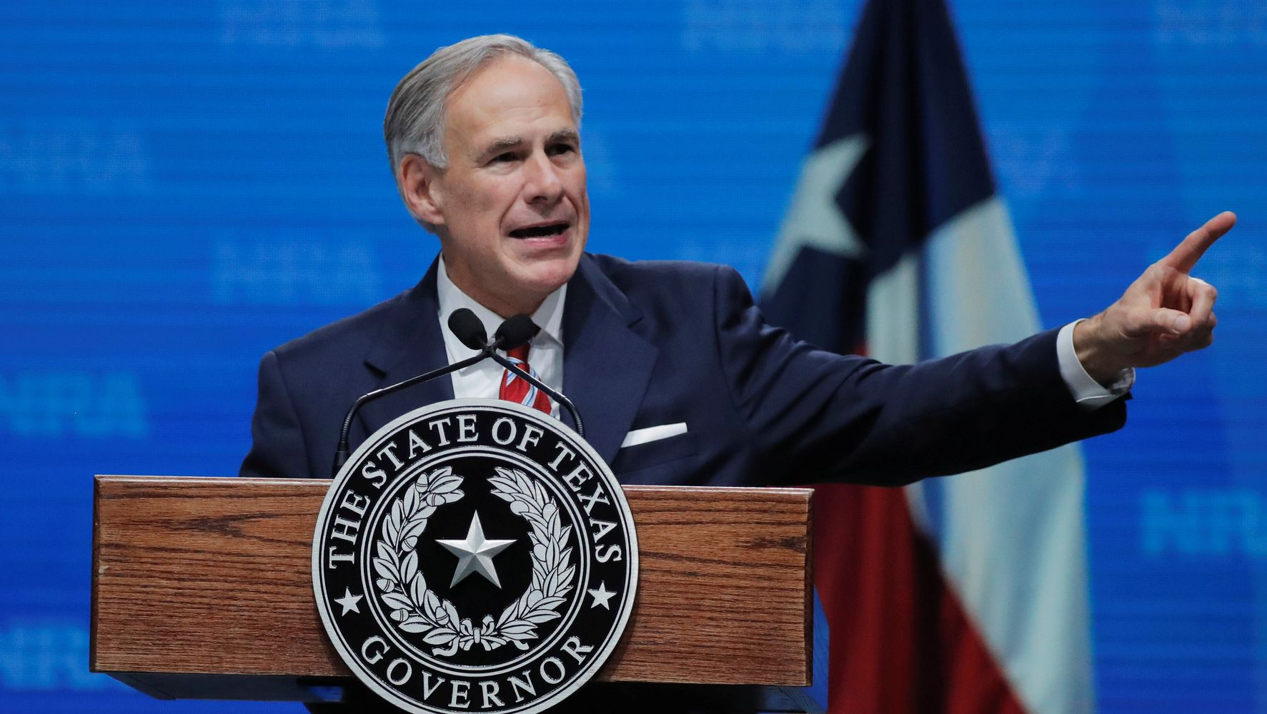 Citing COVID-19 Concerns, Texas Governor Bans Ground Transportation Of Migrants
