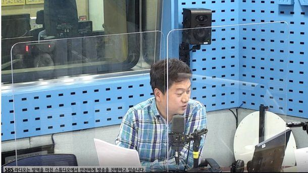SBS 파워FM '배성재의 텐' 보이는