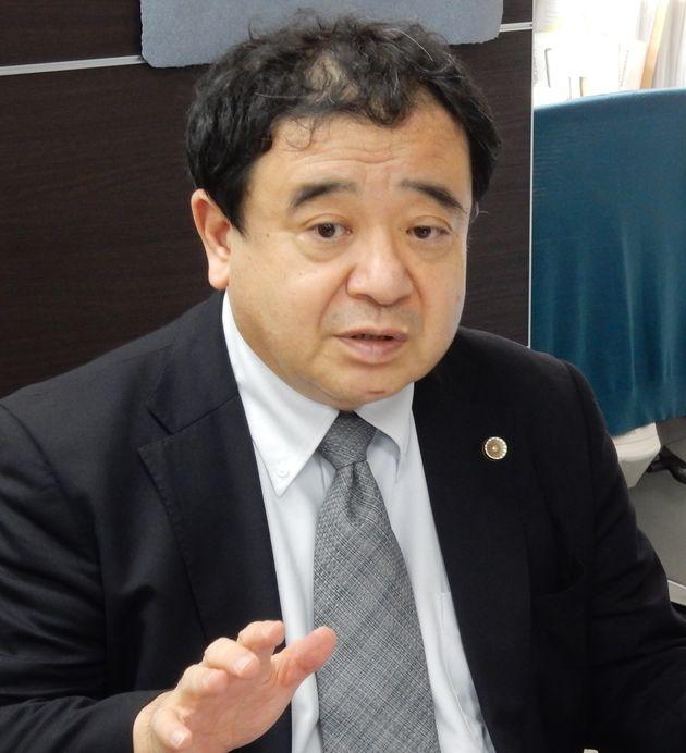 アメリカ国務省から「人身売買と闘うヒーロー」に選ばれた指宿昭一弁護士