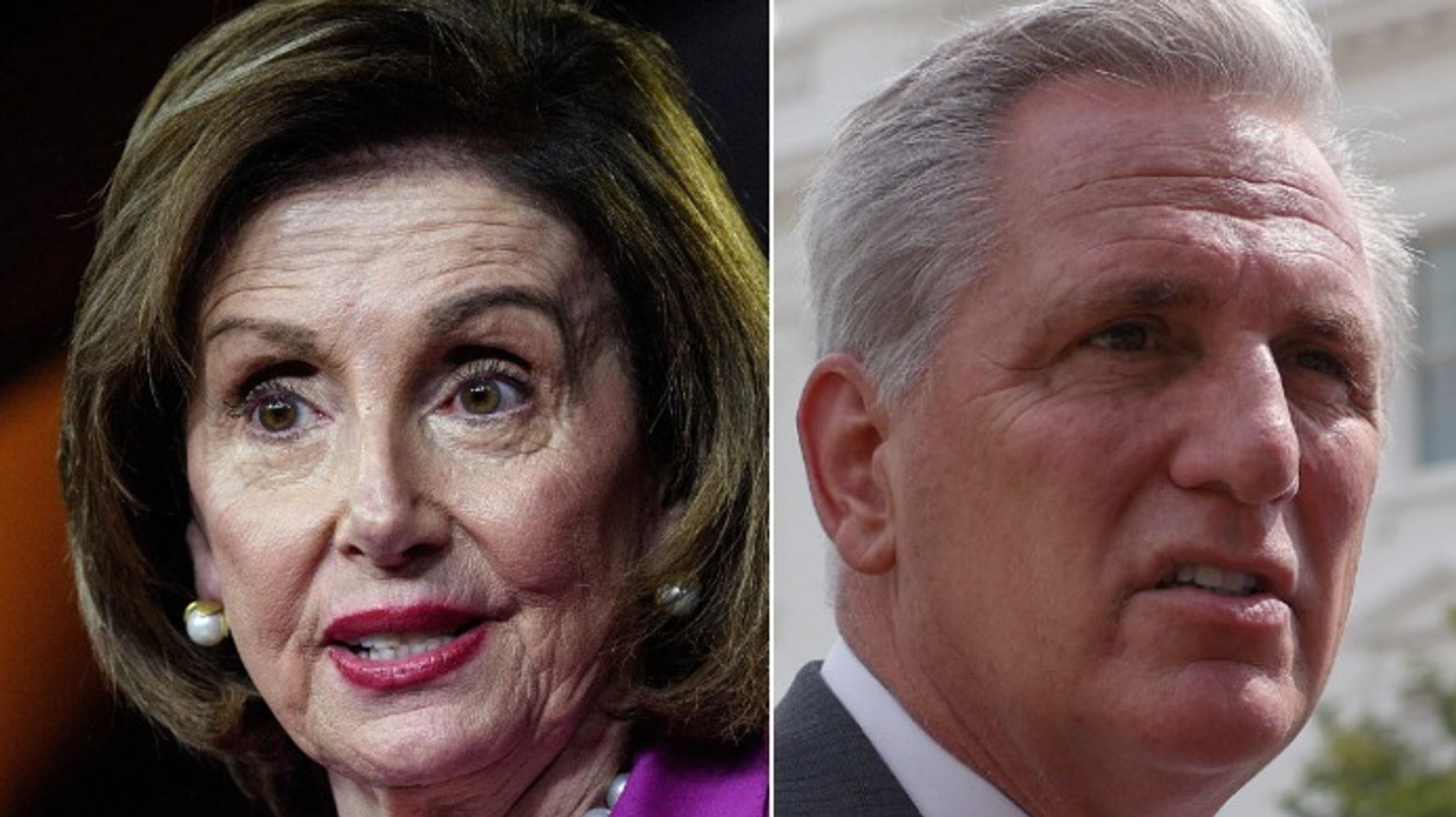 Nancy Pelosi's Biting Nickname For Kevin McCarthy Takes Over Twitter