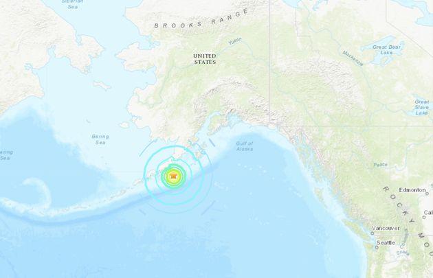 Σεισμός 8,2 Ρίχτερ ανοιχτά της χερσονήσου της
