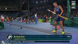 A un dirigente de Vox le hacen los ojos chiribitas con lo que hace este atleta sin previo