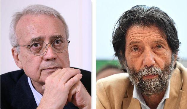 Paolo Flores d'Arcais e Massimo