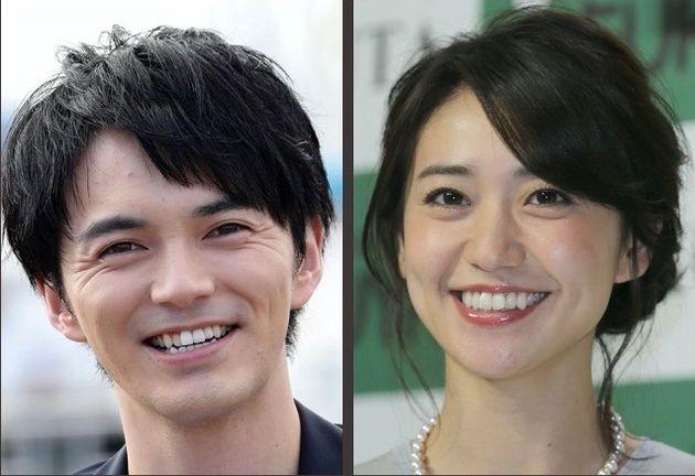 林遣都さんと大島優子さん