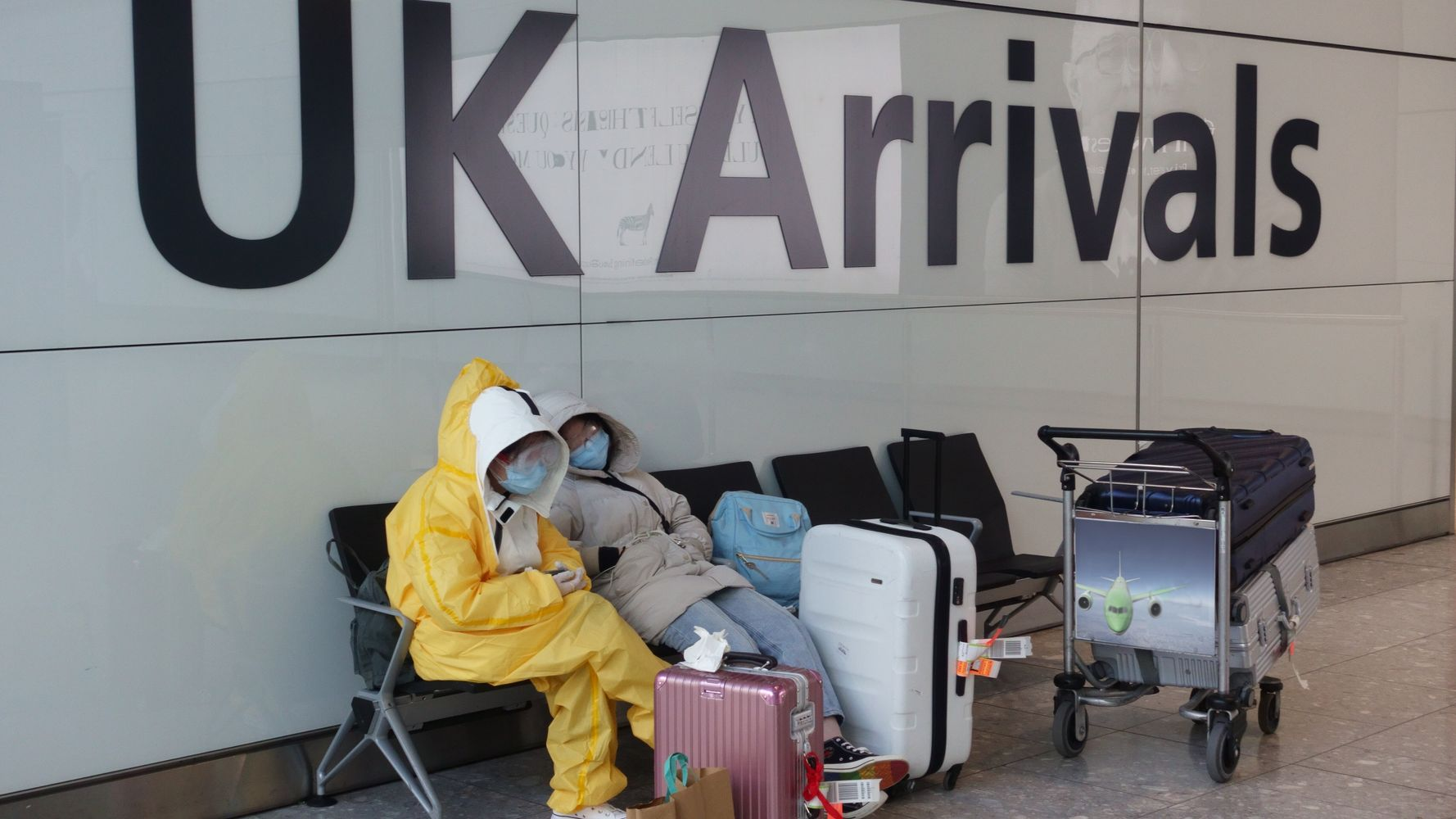 New US And EU Travel Rules 'Risk Bringing New Covid Variant To UK'