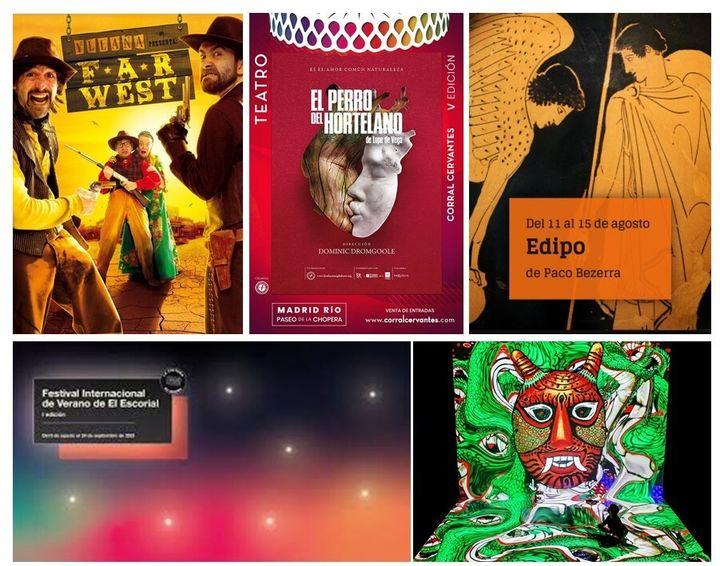 También agosto tiene cinco obras de teatro que no deberías perderte.