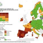 Covid minaccia le vacanze. Ecdc: Sicilia-Sardegna in rosso, Spagna-Grecia rosso