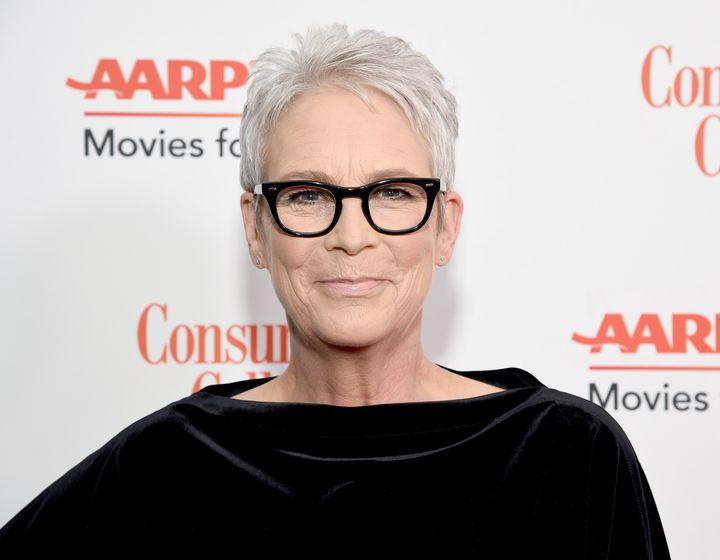Jamie Lee Curtis attends an AARP the Magazine event in January 2020.