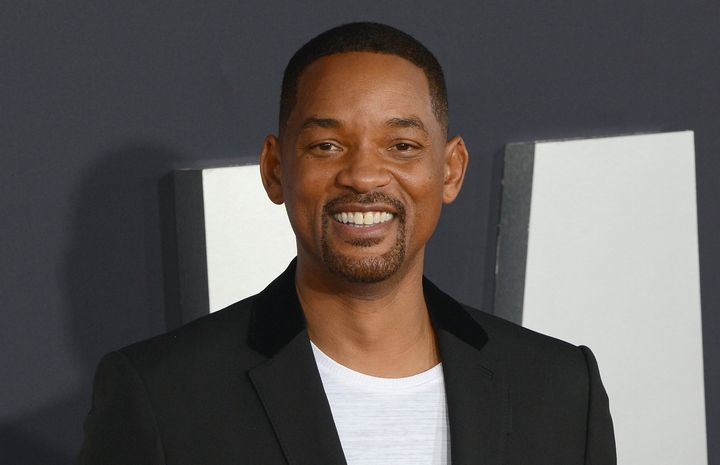 Will Smith in October 2019.
