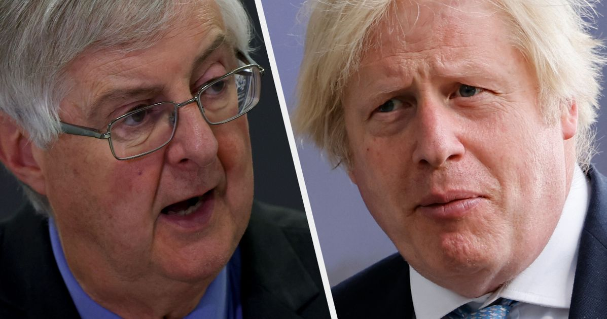 Wales Move To End 'Pingdemic' Before England Piles Pressure On Boris Johnson