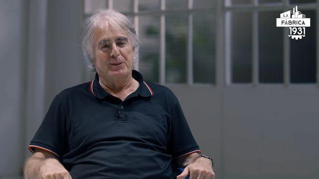 Siro López en 'La Fábrica' de Gabriel