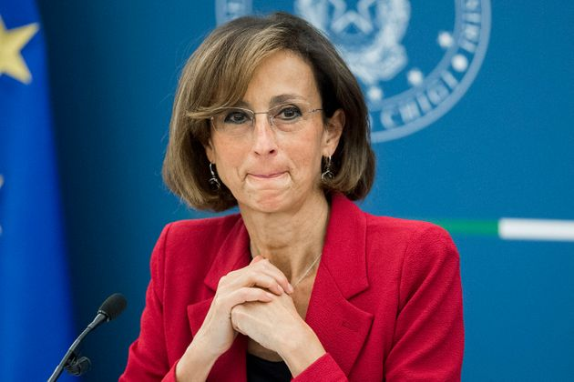 Italy's Justice Minister Marta