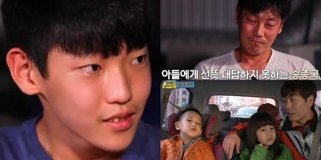 MBC '아빠 어디가'에 출연했던 지아-지욱 남매와