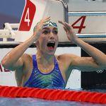 Shoenmaker gana el oro, bate el récord del mundo y su reacción y la de sus contrincantes ya es
