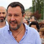 Matteo Salvini contro i 5 stelle: