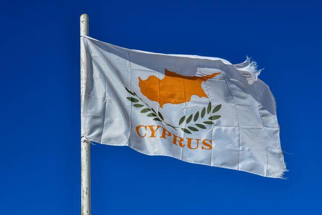 Flag, republic Cyprus, Fahne, Republik Zypern. (Photo by: Joko/Bildagentur-online/Universal Images Group via Getty Images)