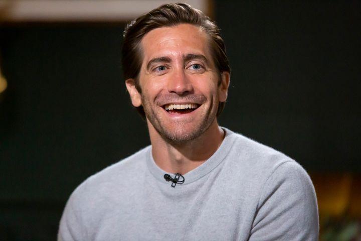 Jake Gyllenhaal & nbsp;
