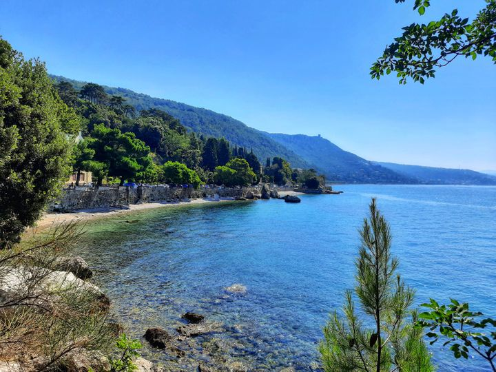 Photo taken in Trieste, Italy