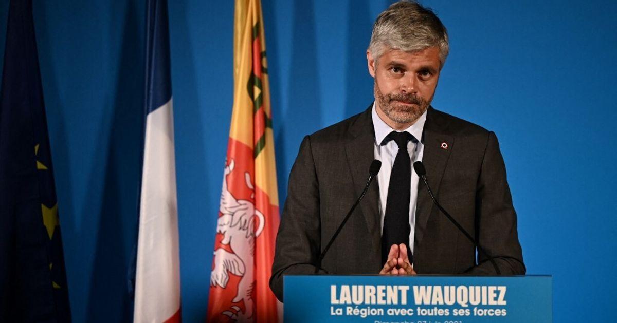 """Pour Laurent Wauquiez, la présidentielle sera """"un rendez-vous de civilisation"""""""